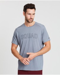 SQD Athletica - Squad Train Tee