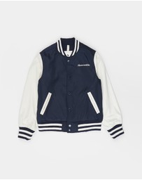 Abercrombie & Fitch - Letterman Jacket - Teens
