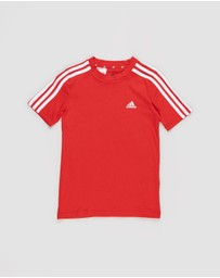 adidas Performance - Must Haves 3-Stripes T-Shirt - Kids - Teens