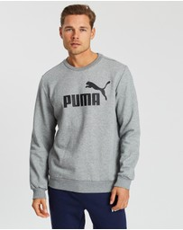Puma - Essential Logo Crew Sweat