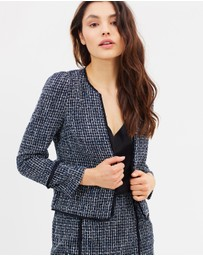 Warehouse - Bridget Tweed Jacket