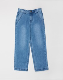 Rock Your Kid - Denim Jeans - Kids-Teens