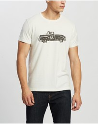 RRL by Ralph Lauren - Short Sleeve Truck T-Shirt