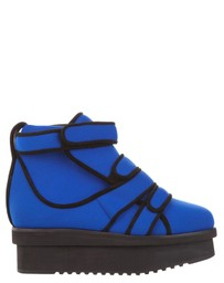 Shakuhachi - Cobalt Neoprene Shoes