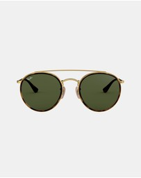 Ray-Ban - Round Double-Bridge