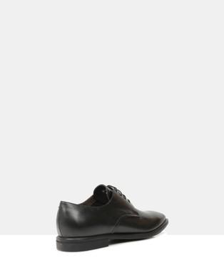Brando - Bautista Penny Loafers Dress Shoes (Oak Mak Black)