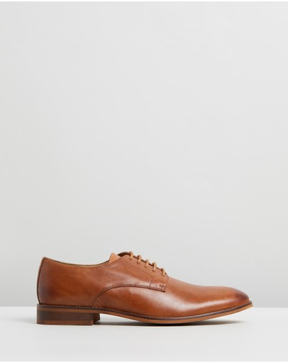 Double Oak Mills - Baxter Leather Derby