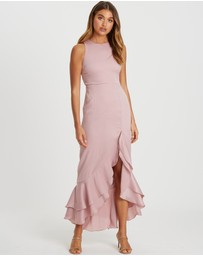 CHANCERY - Tracy Frill Dress