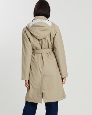 RAINS W Trench Coat - Coats & Jackets (Beige)