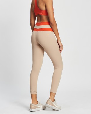 AVE Activewoman Active Core Full Tights - Full Tights (Nude)
