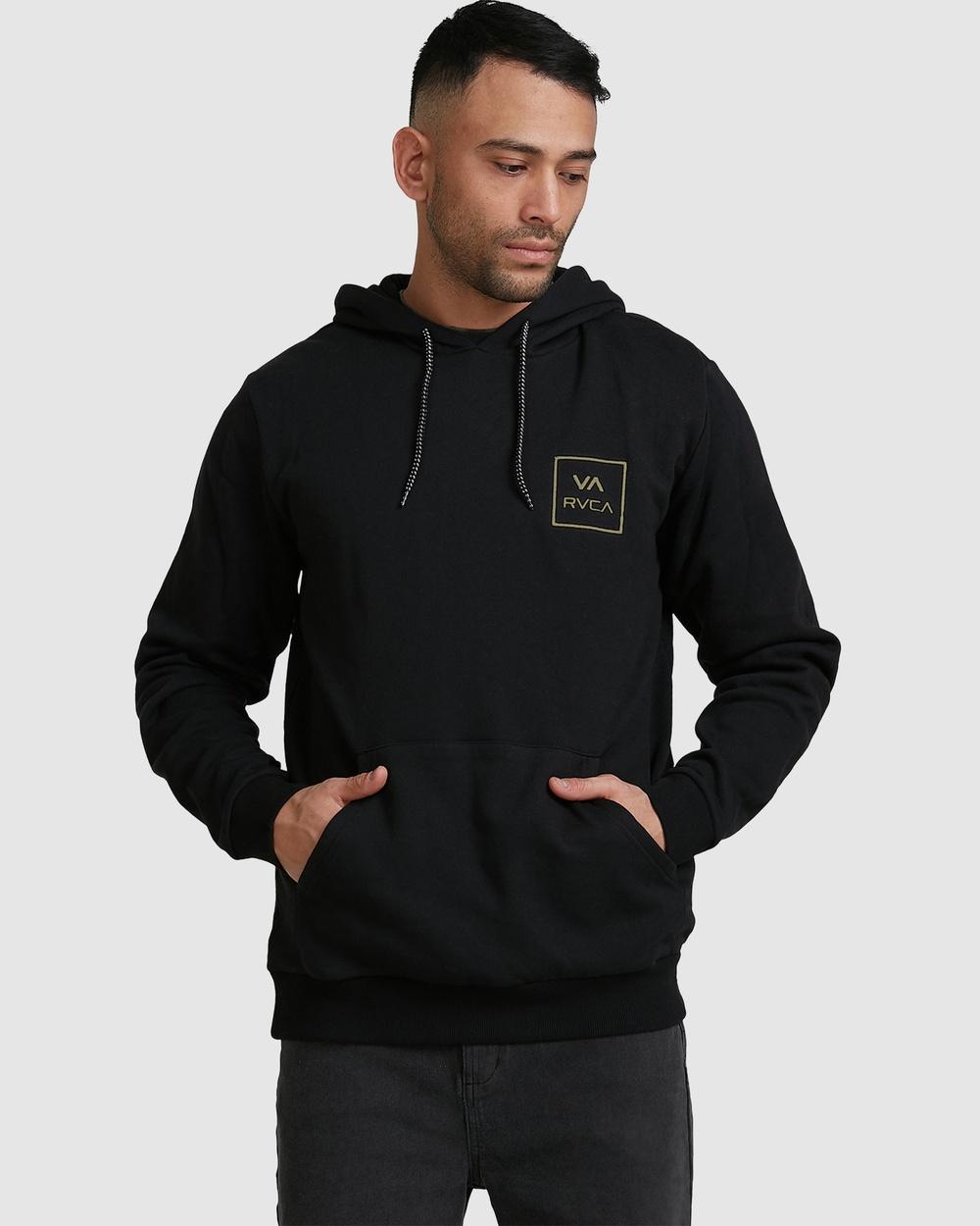 RVCA Rvca All The Ways Pullover Jumpers & Cardigans BLACK Australia