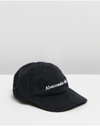 Abercrombie & Fitch - Logo Baseball Cap