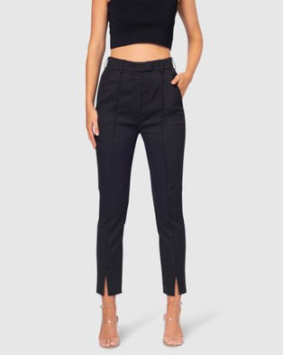 Pilgrim Vallea Pants - Pants (Black)