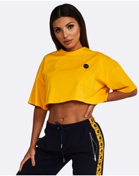 Nicky Kay - Cropped Tee