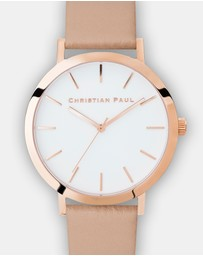Christian Paul - Raw 43mm Watch