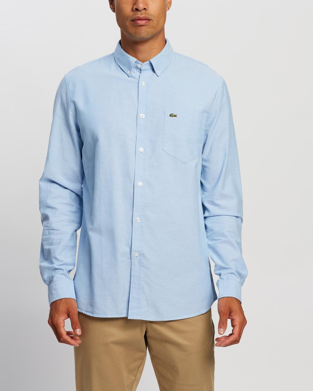 52479d10 Oxford Shirt by Lacoste Online | THE ICONIC | Australia