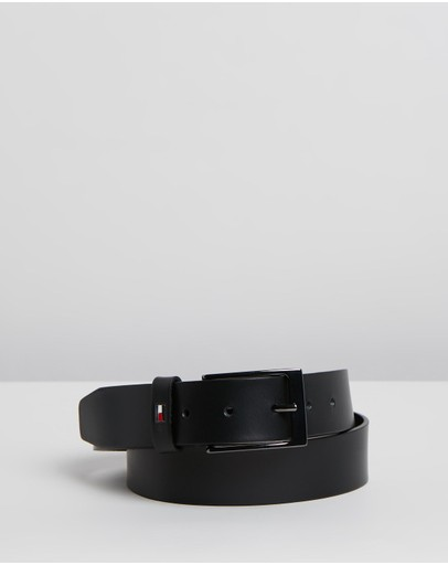 Tommy Hilfiger - Layton Leather Belt 3.5cm