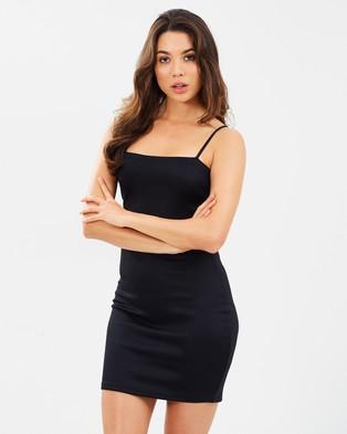 Dahli – Body of Work Dress – Bodycon Dresses Black