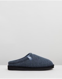 Polo Ralph Lauren - Jacque Scuff Slippers