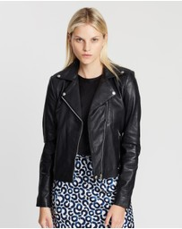 Hansen & Gretel - Frankie Leather Jacket