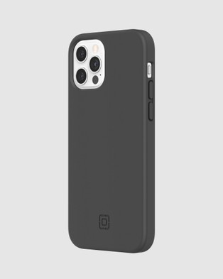 Incipio Organicore Case For iPhone 12 & 12 Pro - Tech Accessories (Black)