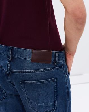 Jag Flynn Straight Jeans - Jeans (blue)
