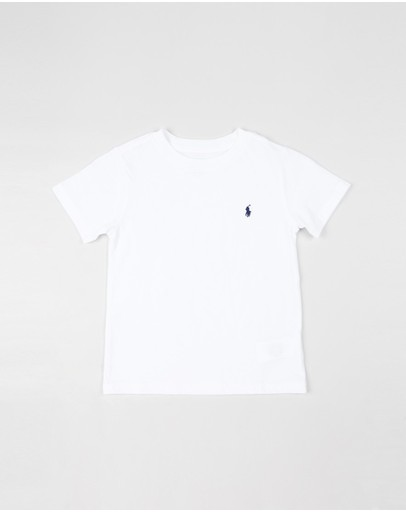 Polo Ralph Lauren - Crew Neck Tee - Kids