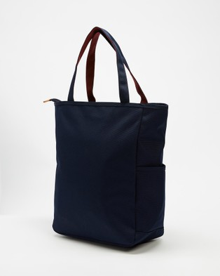 Harvest Label Lycee Style Tote Portrait - Bags (Navy)