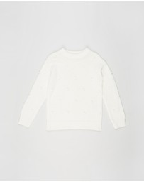 Free by Cotton On - Piper Knit Jumper - Teens