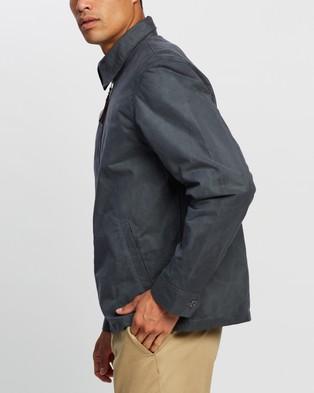 R.M.Williams Harrington Jacket - Coats & Jackets (Charcoal)