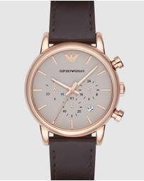 Emporio Armani - Luigi Mens Chronograph Watch