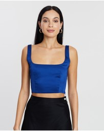 Paris Georgia - Marnie Top