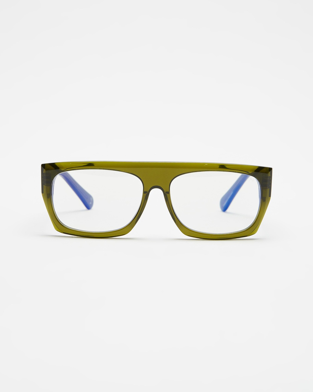 Caddis ICONIC EXCLUSIVE 12 Bar Reading Glasses Optical Heritage Green