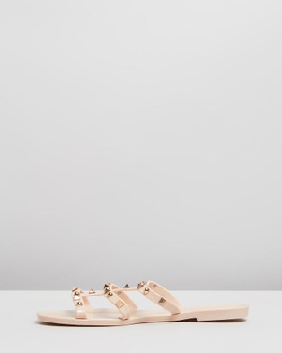 Freelance Shoes Perry - Sandals (Nude)
