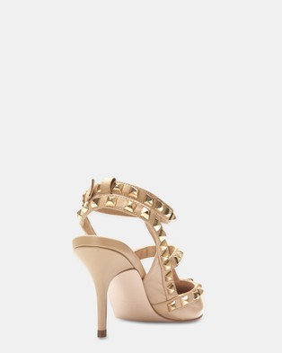 Pink Inc Sphinx - All Pumps (NUDE)