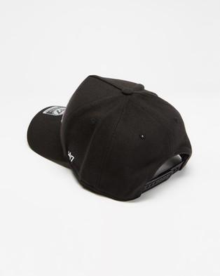 47 Penrith Panthers '47 MVP DT Snapback - Headwear (Black)