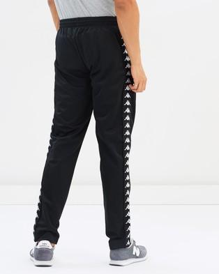 Kappa Banda Astoria Slim Pants - Sweatpants (Black)