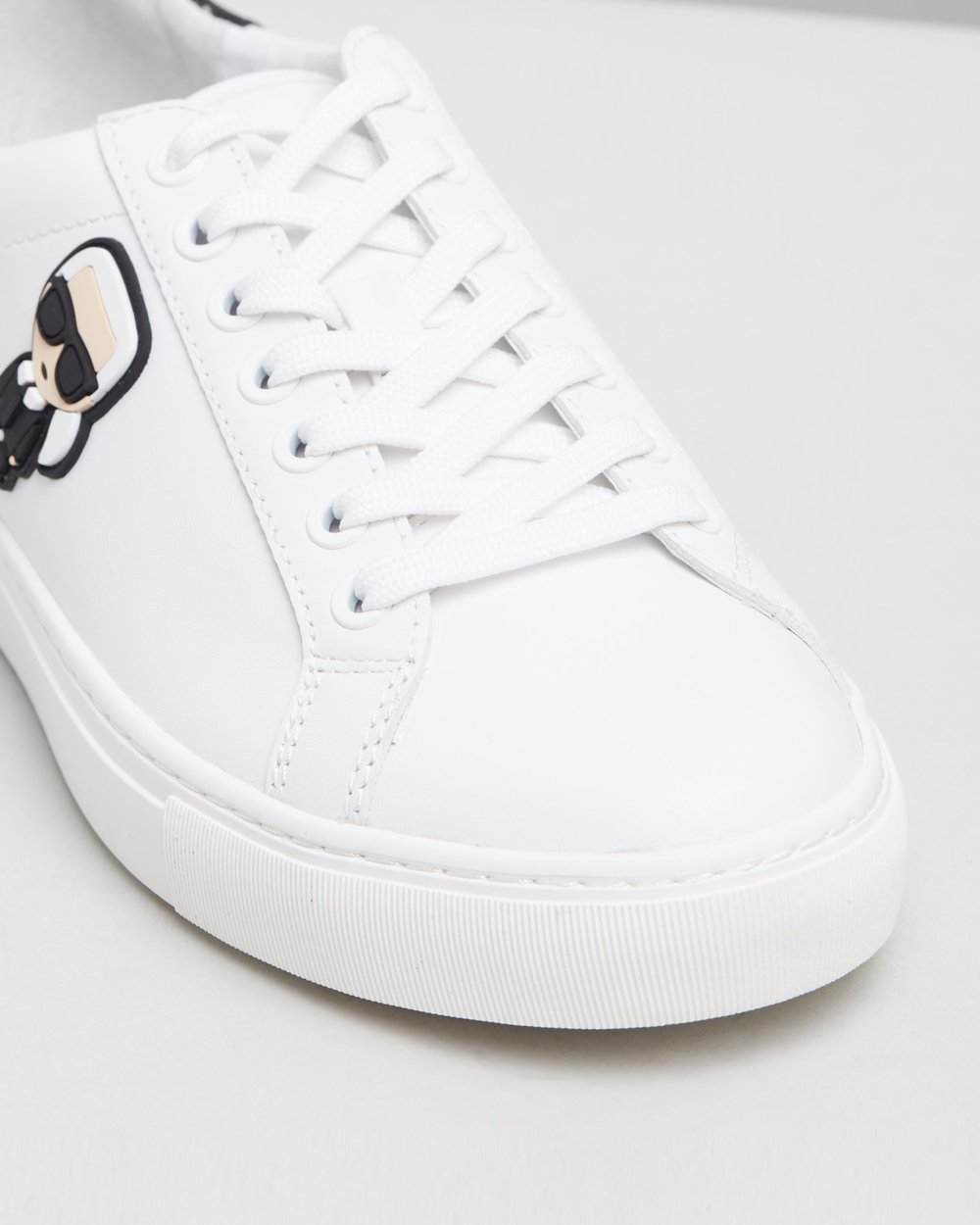 14d1e0325ca Kupsole Karl Ikonik Lo Lace Sneakers by Karl Lagerfeld Online | THE ICONIC  | Australia