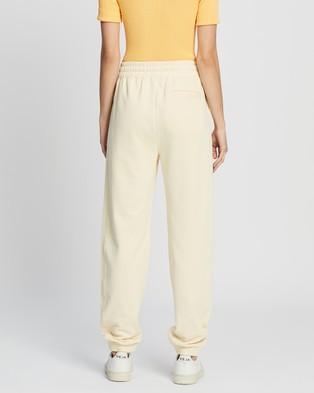 St Cloud Label Logo Track Pants - Sweatpants (Bone)