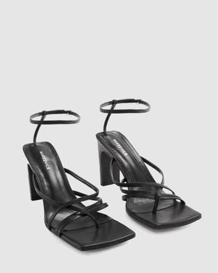 Nakedvice The Ayla Heel - Heels (Black)