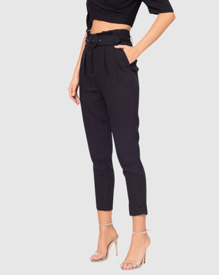 Pilgrim Chantal Pants - Pants (Black)
