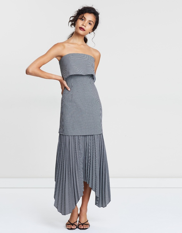C/MEO COLLECTIVE - Ovation Midi Dress