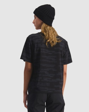 Huffer Dazed Stella Tee - T-Shirts & Singlets (Black)