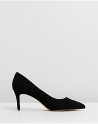Atmos&Here - Bea Leather Pumps