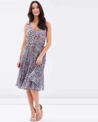 Cooper St – Osaka Pleat Dress