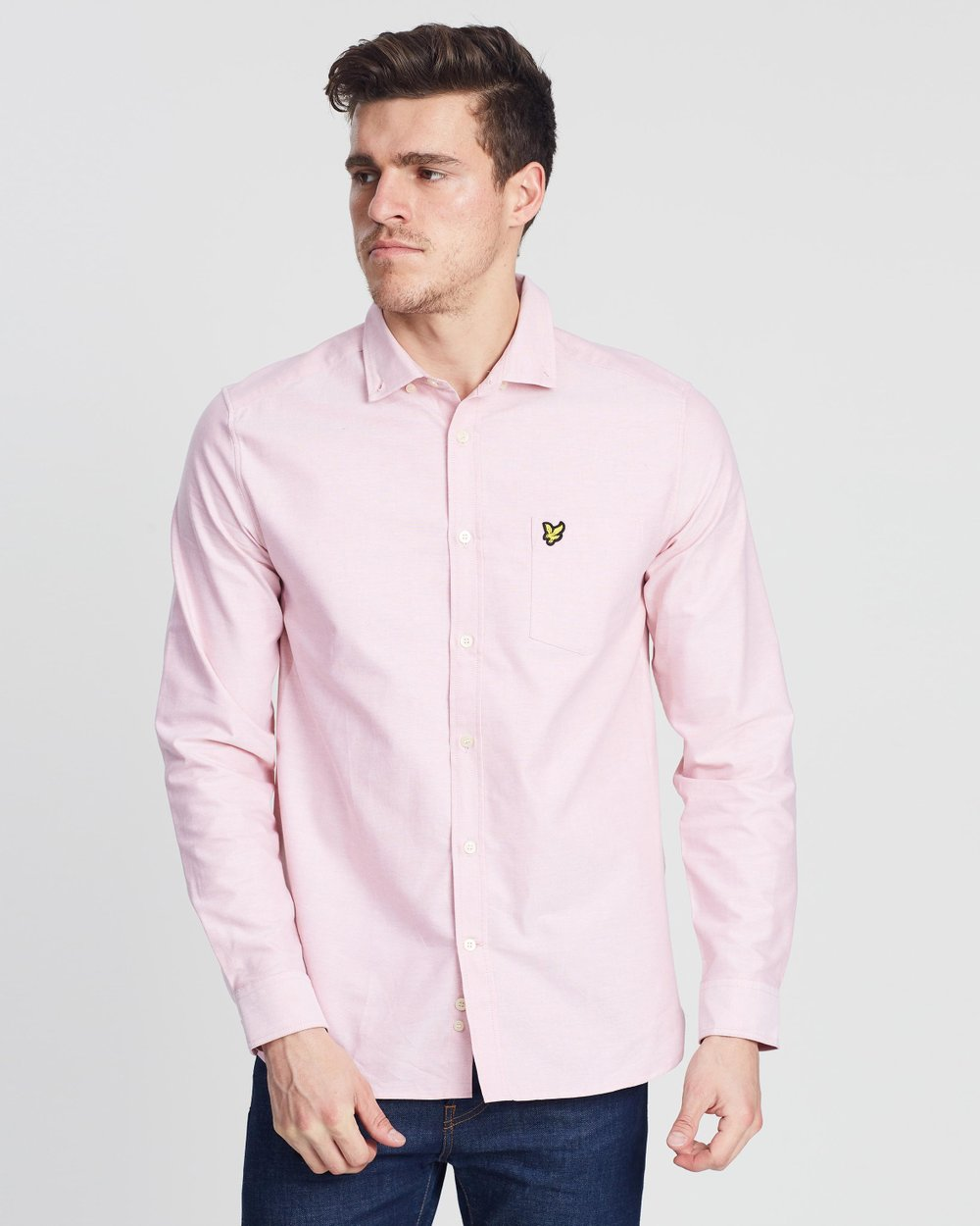 7f093775a Oxford Shirt by Lyle and Scott Online | THE ICONIC | Australia