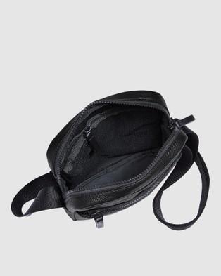 Fossil Sport Black Shoulder Bag MBG9528001 - Bags (Black)