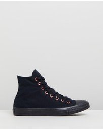 Converse - Chuck Taylor All Star Hearts High Top Sneakers - Women's
