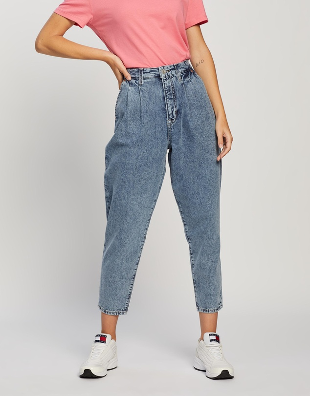 1980s Clothing, Fashion | 80s Style Clothes Retro Mom Jeans AUD 199.00 AT vintagedancer.com
