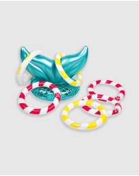 Sunnylife - Inflatable Mermaid Ring Toss Game - Kids